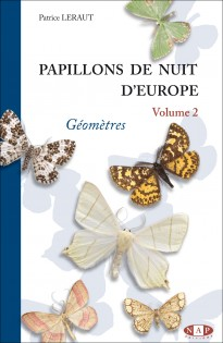 Papillons de nuits d'Europe - Volume 2 : Géomètres