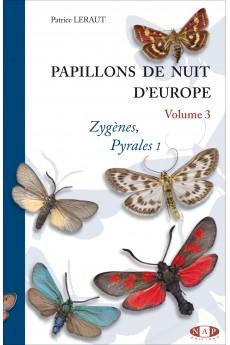 Papillons de nuit d'Europe - Volume 3 : Zygènes, Pyrales 1