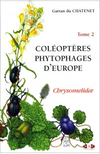 Phytophagous beetles of Europe Chrysomelidae – Tome 2