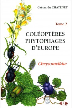 Coléoptères Phytophages d'Europe Chrysomelidae – Tome 2