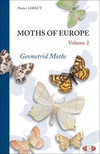 Moths of Europe - Volume 2 : Geometrid Moths
