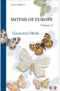 Moths of Europe - Volume 2 : Geometrid Moths