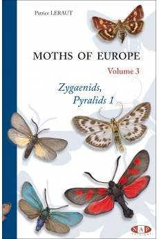 Moths of Europe - Volume 3 : Zygeanids, Pyralids 1