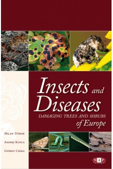 Insects and Diseases damaging trees and shrubs of Europe