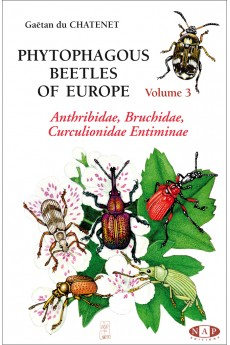 Phytophagous Beetles of Europe Tome 3