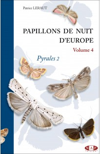 Papillons de nuit d'Europe Vol 4