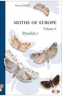 Moths of Europe - Volume 4 : Pyralids 2