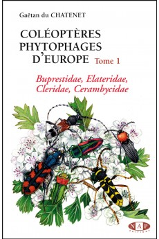 Coléoptères phytophages d'Europe Tome1 - Édition 2017