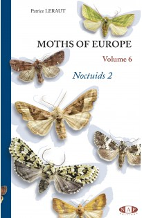 Moths of Europe - Volume 6 : Noctuids 2