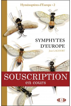 Symphytes d'Europe - Hyménoptères d'Europe • 2