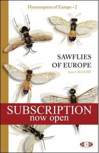 Sawflies of Europe - Hymenoptera of Europe • 2