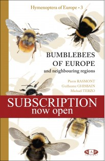 Bumblebees of Europe - Hymenoptera of Europe • 3